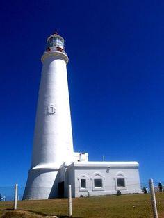 Faro de la Paloma, Uruguay
