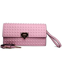 Miss Lulu clutch bag in pink perfect for those that are a lover of this colour and love to go out on the town. On sale right now with 10% off at handbagandheel.com just use code TAKE10 at the checkout.
