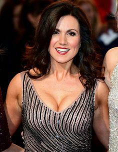 Susanna Reid Natural Breasts.