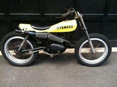Yamaha Scrambler #motorcycles #scrambler #motos | caferacerpasion.com