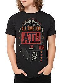 HOTTOPIC.COM - All Time Low That One T-Shirt