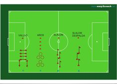Chart, Football, Map, Goal, Workout Circuit, Workout Warm Up, Football Field, Soccer Drills, Soccer
