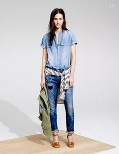 Madewell Spring 2014