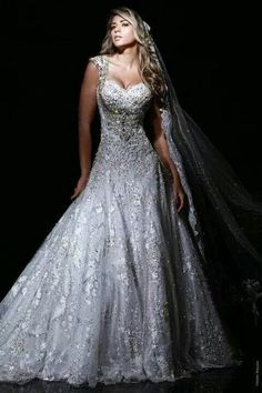 2016 New Arrival Bling Bling Crystals Luxury Ball Gown Tulle Wedding Dresses V Neck Handmade Flowers Cathedral Train Wedding Bridal Gowns Grecian Wedding Dresses Informal Wedding Dress From Weddingdressseller, &Price; Cheap Lace Wedding Dresses, Informal Wedding Dresses, Bridal Wedding Dresses, Dream Wedding Dresses, Casual Wedding, Grecian Wedding, Tulle Wedding, Sparkle Wedding, Mermaid Wedding
