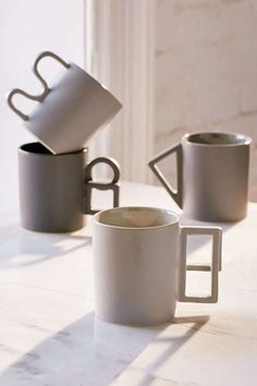 AANDERSSON Shapes Mug - Urban Outfitters