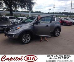 https://flic.kr/p/Me79hp | #HappyBirthday to Erin from Ashley Chavarria at Capitol Kia! | deliverymaxx.com/DealerReviews.aspx?DealerCode=RXQC