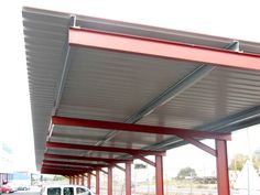 Steel Structure Buildings, Roof Structure, Metal Buildings, Fence Gate Design, Shed Design, Car Shed, Car Canopy, Car Shelter, Roof Truss Design