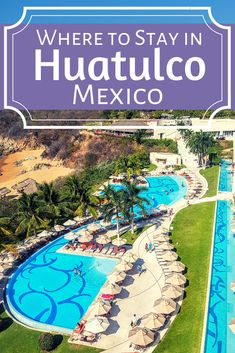 Top Travel Destinations, Best Places To Travel, Cool Places To Visit, Mexico Vacation, Mexico Travel, Mexico Resorts, Cruise Vacation, Disney Cruise, All Inclusive Resorts