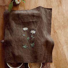 #야생화자수 #야생화자수시가되다 #한라구절초 #구절초 #꿈소 #꿈을짓는바느질공작소 #자수 #자수타그램 #embroidery…