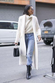 New York Fashion Week Street Style Tag 1