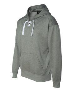 Men Sport Lace Polyester Fleece Hooded Sweatshirt (FREE SHIPPING)