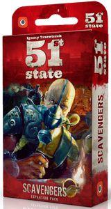 51st State: Scavengers | Board Game | BoardGameGeek