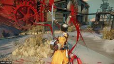 Battlecry: Bethesda arbeitet an Online-Actionspiel  Noch vor der E3 hat Bethesda mit Battlecry ein neues, kostenloses Online Actionspiel angekündigt.  Alle, die drauf gehofft hatten, die nächste Ankündigung des Unternehmens würde Fallout 4 sein, dürften enttäuscht sein. Doch auch Battlecry der Battlecry Studios sieht hervorragend aus. Grund ...