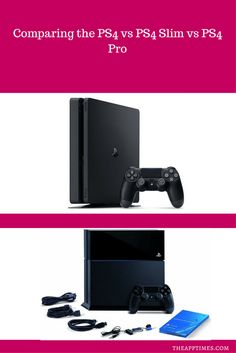 Confused between the PS4 Slim vs PS4 Pro vs PS4? OUr buying guide will help you make an informed choice on the gaming console you ought to buy. via @theapptimes