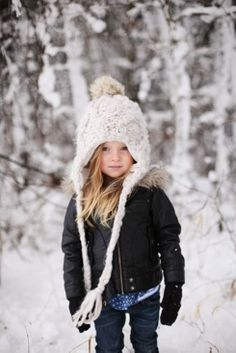 Little Girl Winter