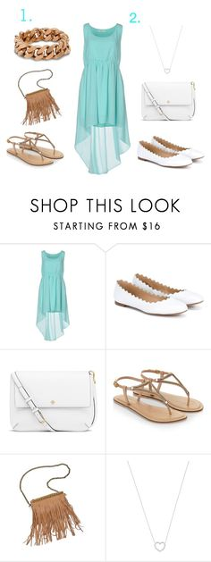 """Women's Fashion <3"" by mariakorunovska ❤ liked on Polyvore featuring Duck Farm, Chloé, Tory Burch, Accessorize, Patchington, Tiffany & Co. and STELLA McCARTNEY"