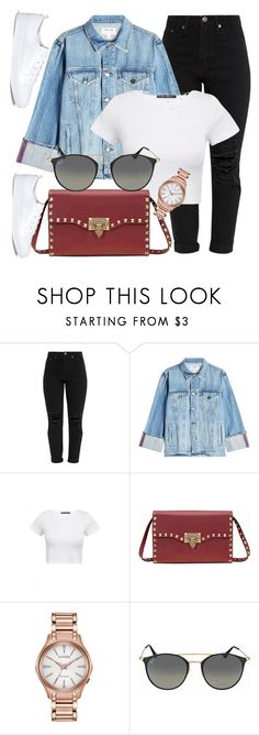 """Station"" by jomashop ❤ liked on Polyvore featuring Frame, Valentino, Citizen, Ray-Ban and Opening Ceremony"