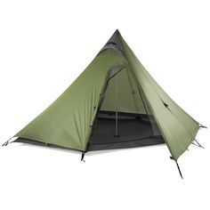 Shangri-La 5 Tent $299.99  Ultra-light and simple to pitch, our Shangri-La 5 is a model of backcountry versatility. Light enough for backpacking & big enough for car camping. Sturdy center pole and pyramid shape shed weather brilliantly. Use fly or nest alone or use together tent-style. Trail Weight: 5 lbs 10 oz. | 2.54 kg Packaged Weight: 5 lbs 12 oz. | 2.6 kg