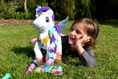 Just about every young girl is obsessed with unicorns and our six year old daughter is no exception - she loves them, and has built up q. Myla, Unicorns, Lifestyle Blog, Giveaway, Hearts, Daughter, Parenting, Make Up, Makeup
