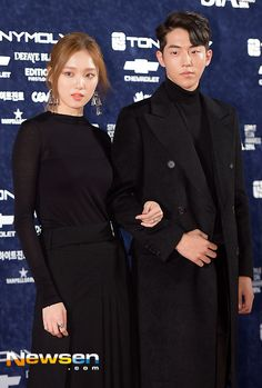 A match made for red carpets. Swag Couples, Cute Couples, Korean Celebrities, Korean Actors, One Yg, Weightlifting Fairy Kim Bok Joo Wallpapers, Weightlifting Kim Bok Joo, Weighlifting Fairy Kim Bok Joo, Nam Joo Hyuk Lee Sung Kyung