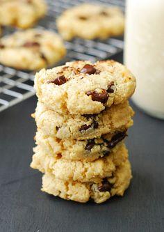 Chocolate Chip Cookies - Grain free