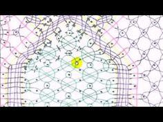 Encaje de Bolillos. Nociones de Punto de Flandes - YouTube