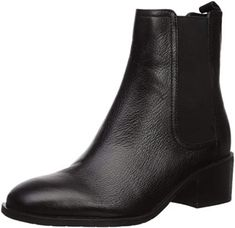 I had to start the list with the epitome of chelsea boot perfection and this timeless style by Kenneth Cole is the perfect representation of the classic chelsea design. Take a look at our reader recommendations for the best Chelsea boots and share with us your favorite! #TravelFashionGirl #TravelFashion #TravelBoots #blackboots #chelseaboots #stylishboots Chelsea Ankle Boots, Leather Ankle Boots, Black Leather, Soft Leather, Hiking Boots Women, Snow Boots Women, Travel Boots, Caterpillar Boots, Zapatos