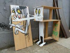 trash art - Cerca con Google