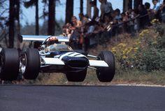 Jo Siffert, Nurburgring 1969, Lotus 49B
