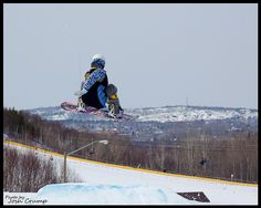 Sudbury, Ontario Slope Style 2009     Looks great - What did you mean?