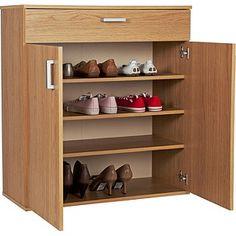 Slim Shoe Cabinet, Shoe Cabinet Design, Shoe Cupboard, Bed Furniture, Home Decor Furniture, Kitchen Furniture, Furniture Design, Shoe Storage Unit, Shoe Storage Cabinet
