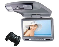 9 inch Roof Mount Car DVD Player