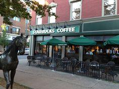 Starbucks in Saratoga Springs, NY