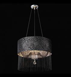 Lustre Itália com Cúpula de Cristal Chandelier, Ceiling Lights, Lighting, Home Decor, Cluster Pendant Light, Line, Crystals, Italia, Candelabra
