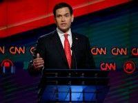 In Miami Debate, Marco Rubio Abandons Trump Attacks And Cheap Stunts