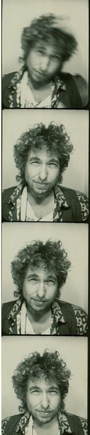 Being silly for a photo strip.