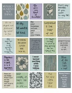 Life Quotes Life Planner Printable stickers for your erin condren life planner weekly boxes. by ArtByMarnie on Etsy To Do Planner, Erin Condren Life Planner, Planner Pages, Happy Planner, Quotes For Planner, Journal Stickers, Journal Cards, Printable Stickers, Free Printables