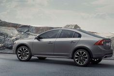 X6 wannabe: Volvo presenteert S60 Cross Country
