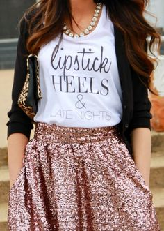 Pinterest Looks I Want to Recreate: Graphic Tees | NCsquared Life