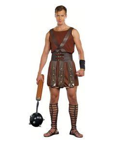 Adult costume spartacus