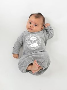04c04f3b256 Special Delivery From Heaven Handle with by SevenMilesPerSecond Baby Boy  Fashion