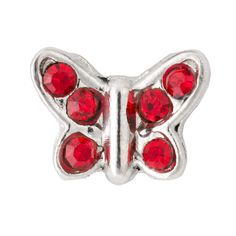 PIPPA&JEAN dreamees - CRYSTAL BUTTERFLY (red)