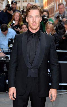 And this one | 24 Bae-utiful Photos of Benedict Cumberbatch That Hurt So Good