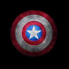 Background Captain America Shield Wallpaper HD Picture