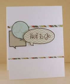 card by SPARKS DT Lynn Mangan PS stamp sets: He Said She Said and Sentiment Sampler