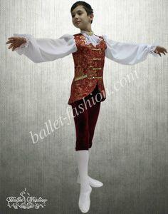 costum Figaro ballet Swan Lake ballet Sleeping Beauty www.ballet-fashion.eu