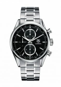 Discover a large selection of TAG Heuer Carrera Calibre 1887 watches on - the worldwide marketplace for luxury watches. Compare all TAG Heuer Carrera Calibre 1887 watches ✓ Buy safely & securely ✓ Dream Watches, Luxury Watches, Cool Watches, Watches For Men, Tag Watches, Black Watches, Stylish Watches, Wrist Watches, Jewelry Watches