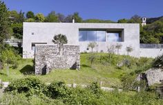 Betonhaus in Ranzo bei Wespi de Meuron   Wohn-DesignTrend
