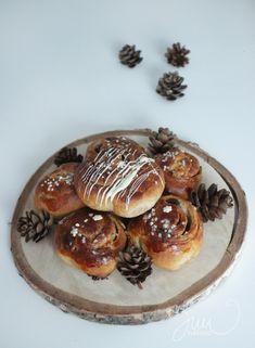 Chocolate & cinnamon buns