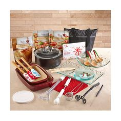 NEW Fall/Winter 2014 Products! New Stoneware, New Rockcrok, New Holiday Entertaining items and gadgets too!